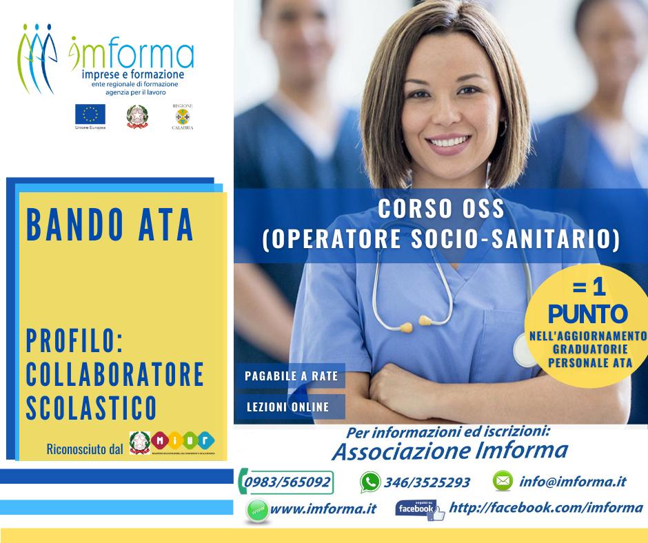 O.S.S. - Operatore Socio Sanitario Image